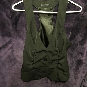 Maurices Jackets & Coats - Sexy Black Vest